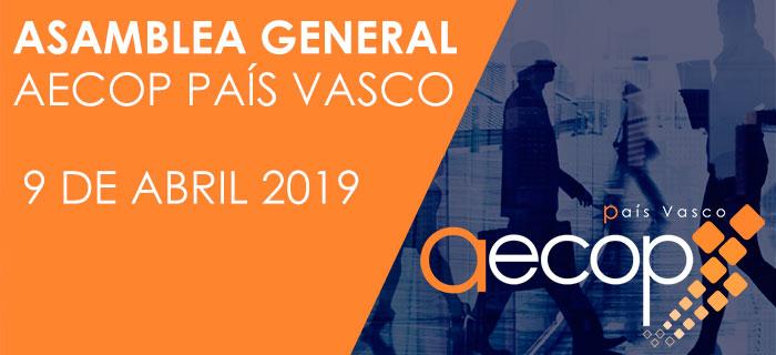 Convocatoria Asamblea General País Vasco