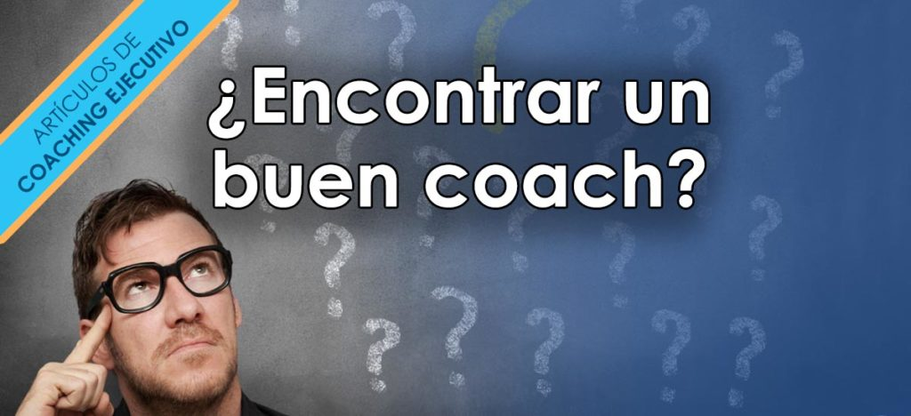 buscar coach profesional