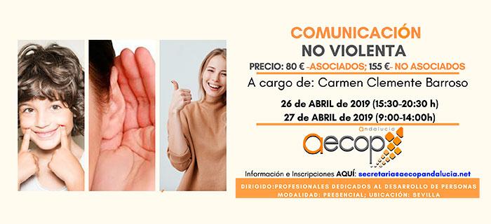 CURSO DE COMUNICACIÓN NO VIOLENTA