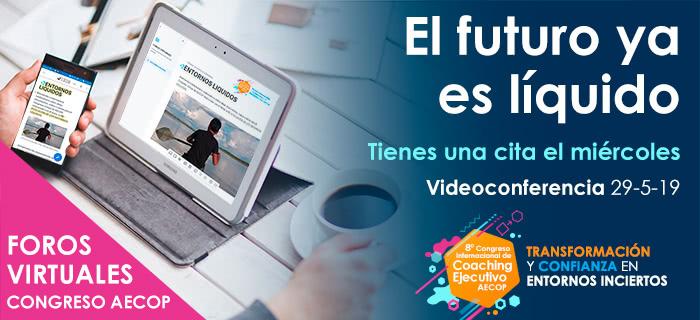 El futuro ya es líquido: videoconferencia pre-congreso AECOP