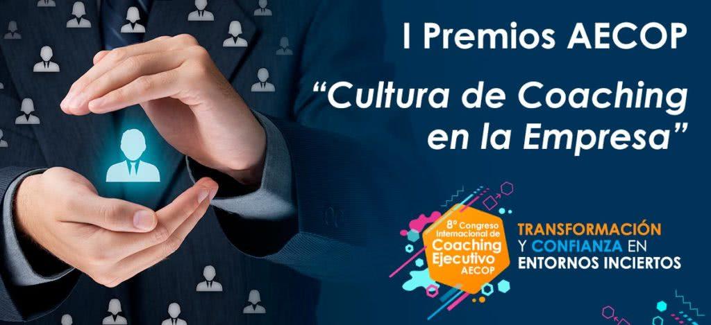 """AECOP lanza la 1ª Edición de los PREMIOS AECOP """"Cultura de Coaching en la Empresa"""""""
