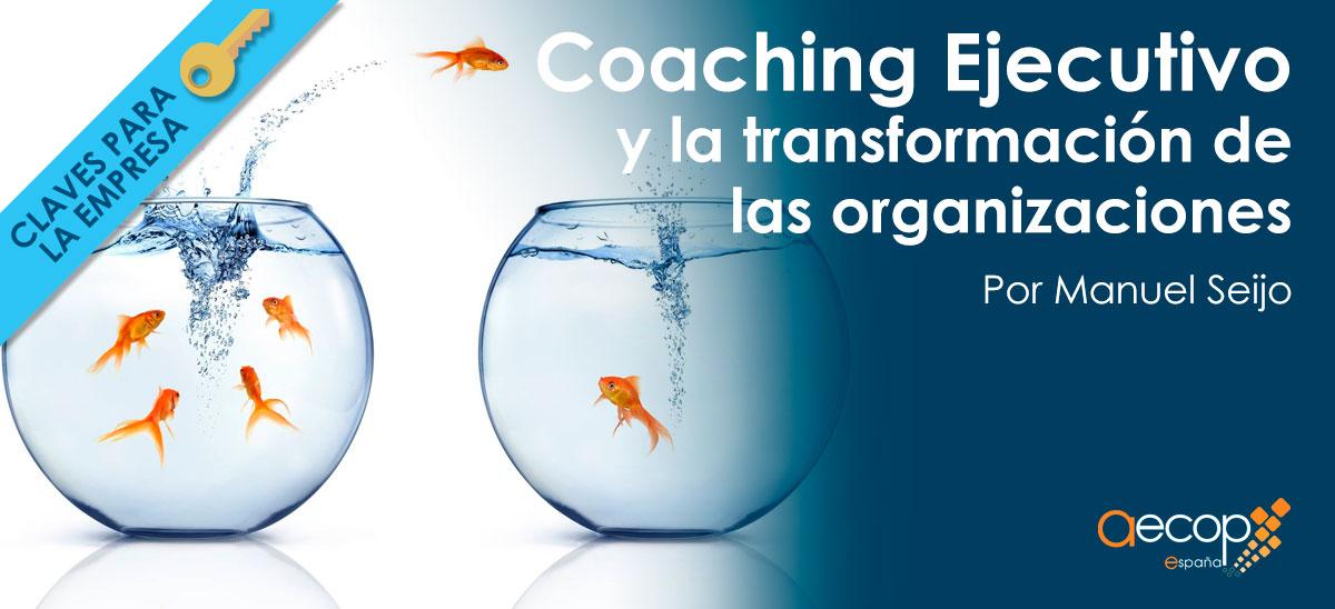 Coaching Ejecutivo y la transformación de las organizaciones