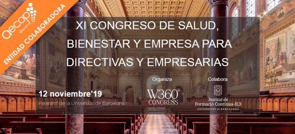 AECOP colabora en el Women 360º Congress