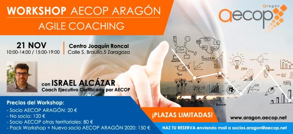 Taller Agile Coaching AECOP Aragón