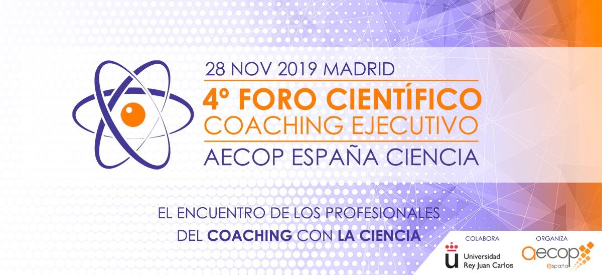 coaching empresarial foro cientifico aecop