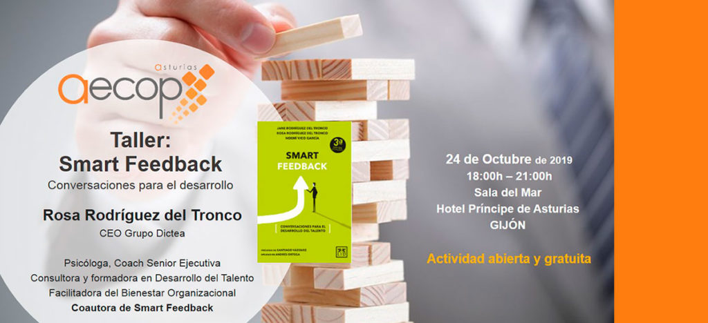 Taller Smart Feedback AECOP Asturias
