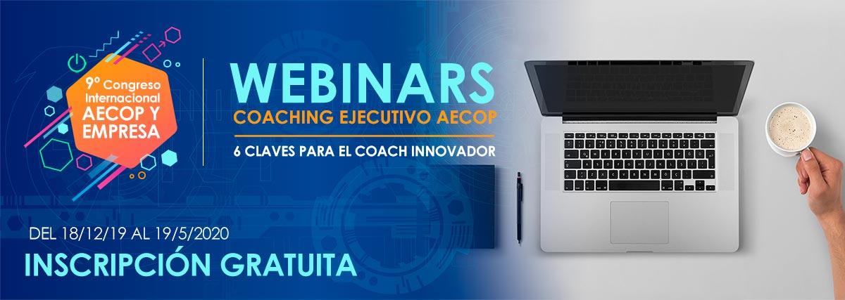 webinars coaching ejecutivo aecop