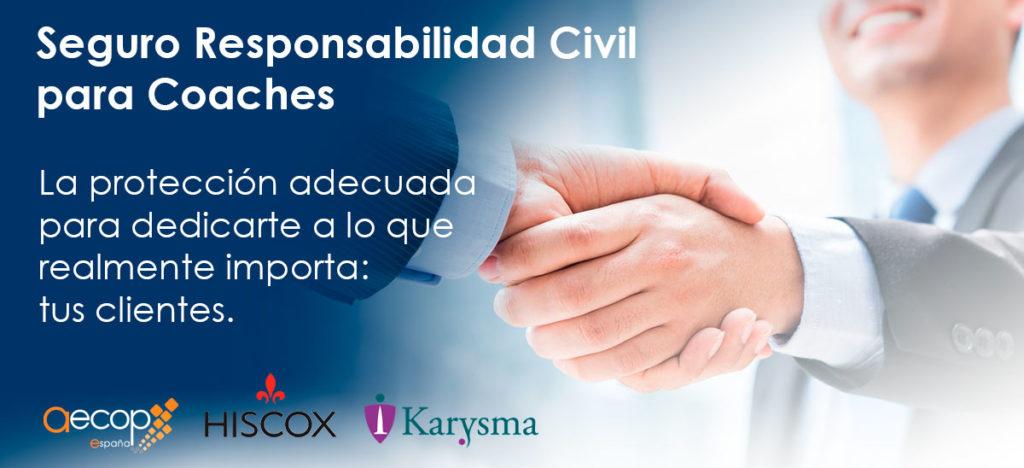 seguro responsabilidad civil coaching ejecutivo