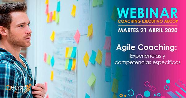 agile coaching webinar aecop