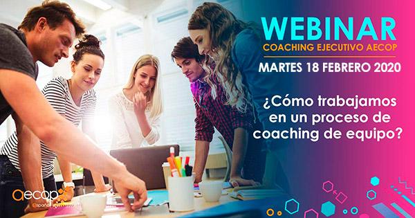 webinar coaching de equipos aecop precongreso