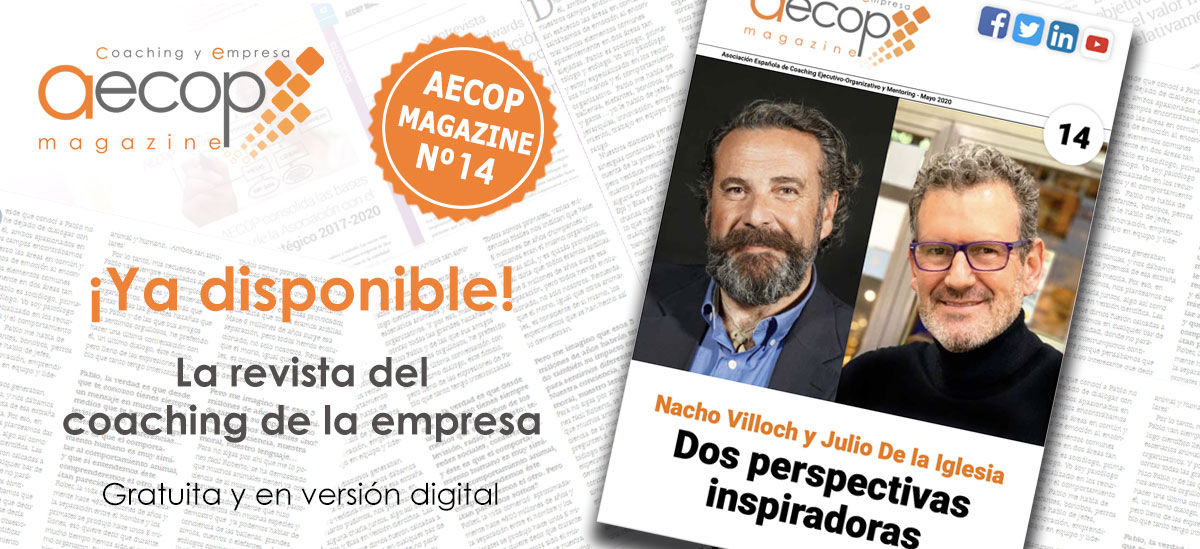 revista aecop coaching mayo 2020