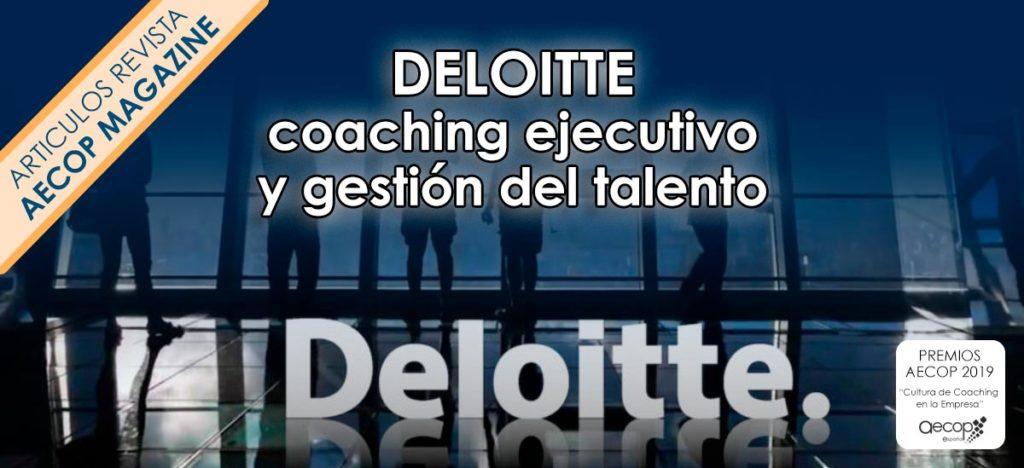 gestion del talento coaching deloitte