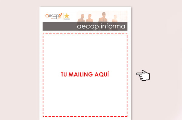 mailing exclusivo aecop