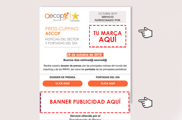 patrocinio press clipping aecop