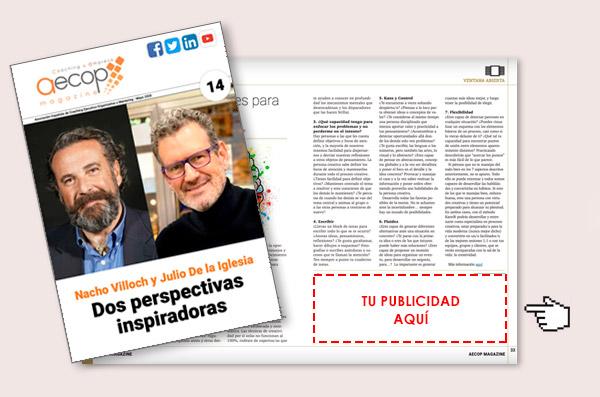 publicidad revista aecop coaching