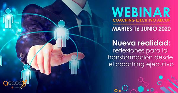 reflexiones transformacion coaching ejecutivo webinar