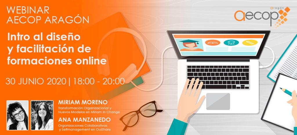 webinar formación online aragón