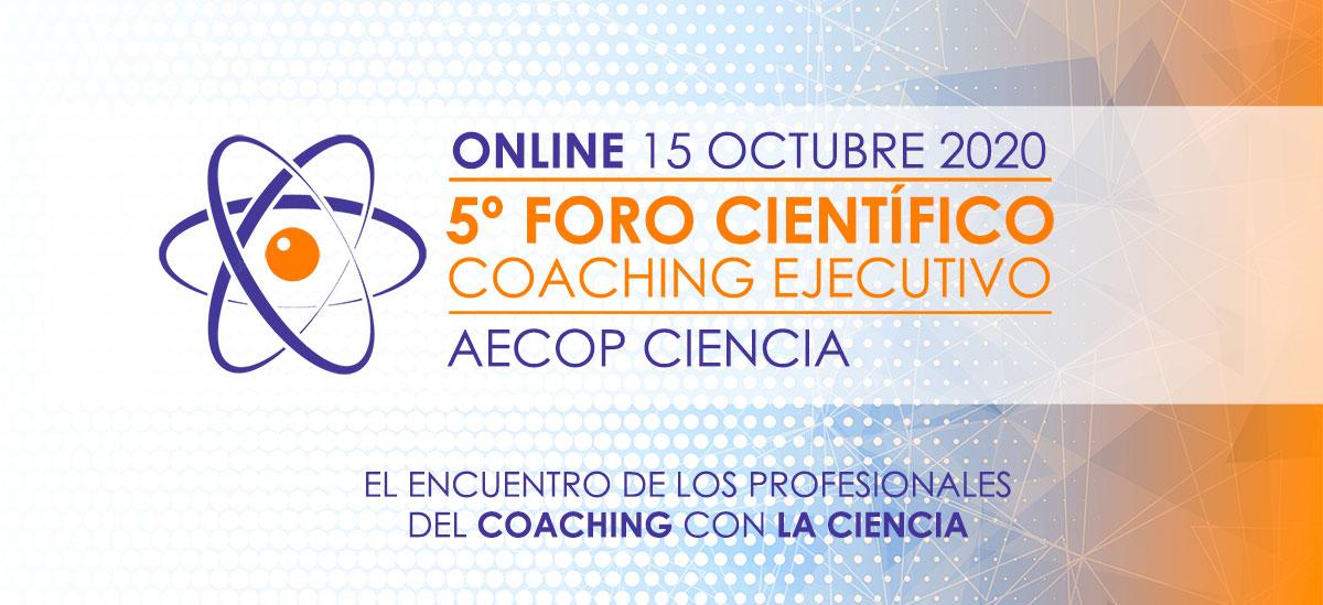 foro cientifico coaching ejecutivo 2020 online