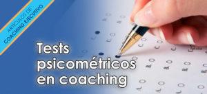 tests psicometricos coaching