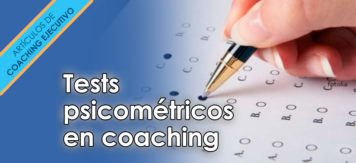 tests psicometricos coaching