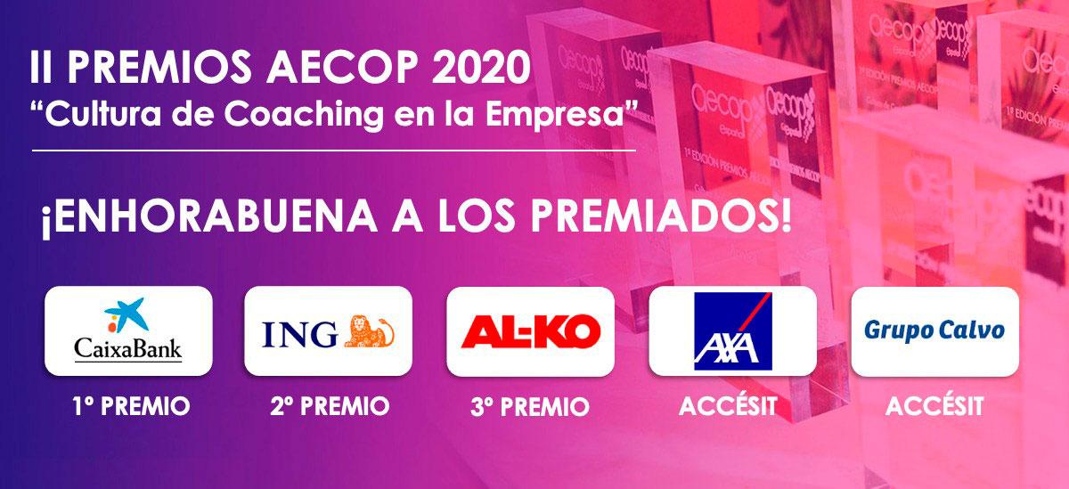 premiados aecop 2020 coaching ejecutivo