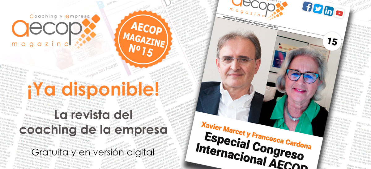 revista aecop coaching marzo 2021