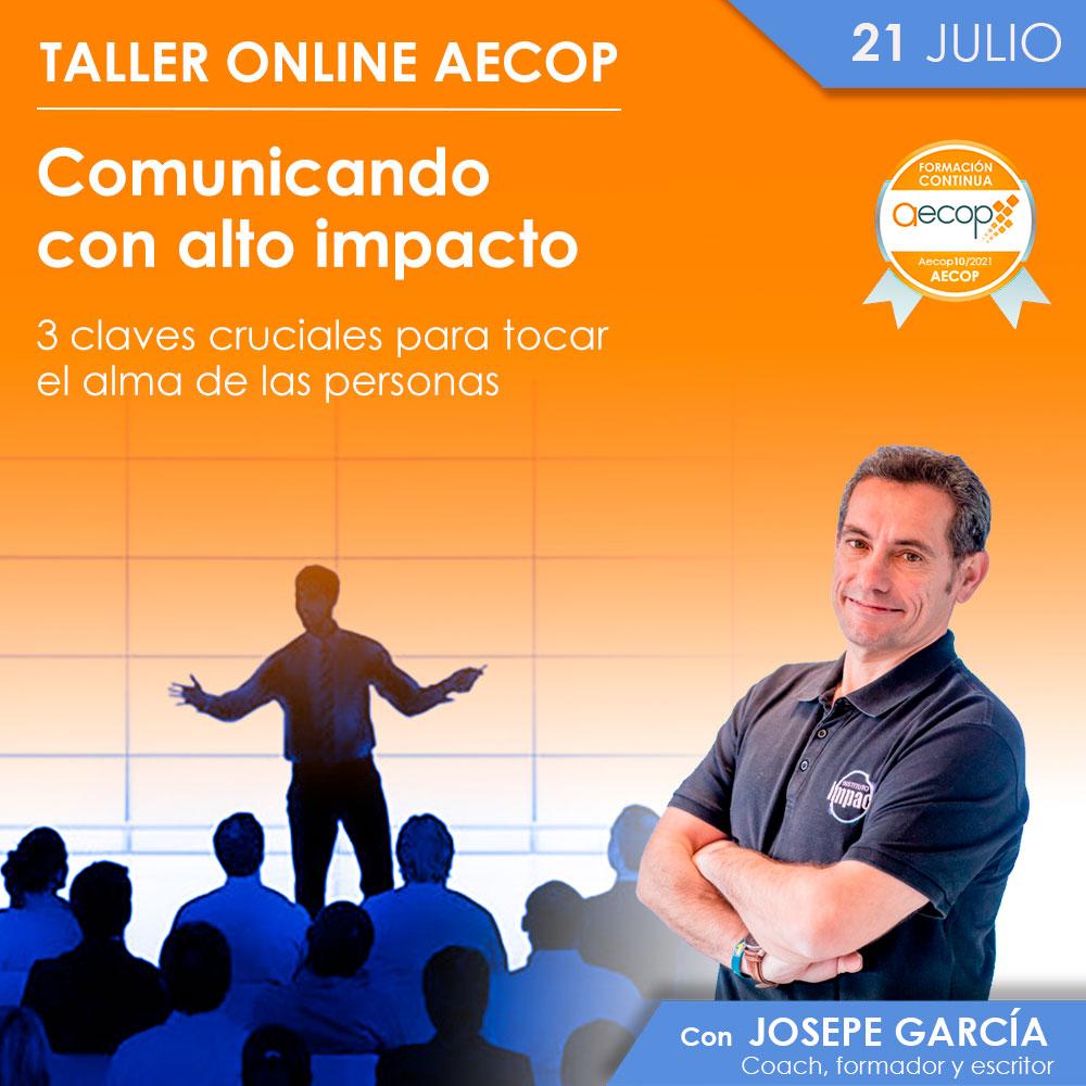 taller comunicacion alto impacto