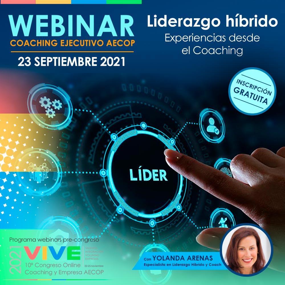 Webinar AECOP Liderazgo Híbrido